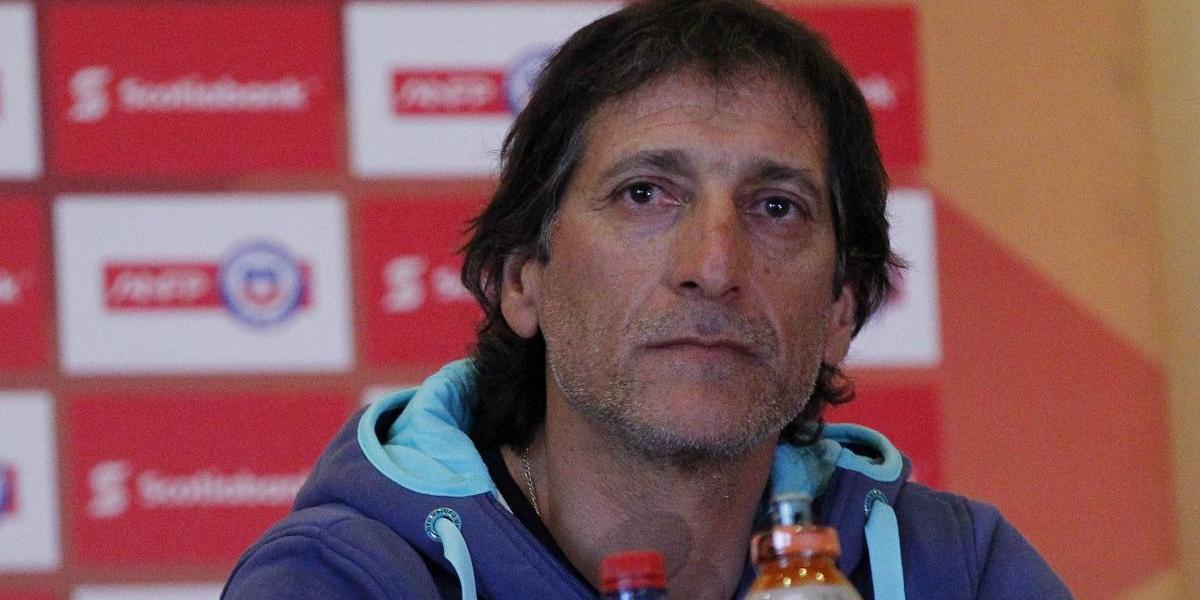 """Salas quiere la Supercopa y no se fía del mal momento albo: """"Colo Colo no es sólo Valdivia"""""""