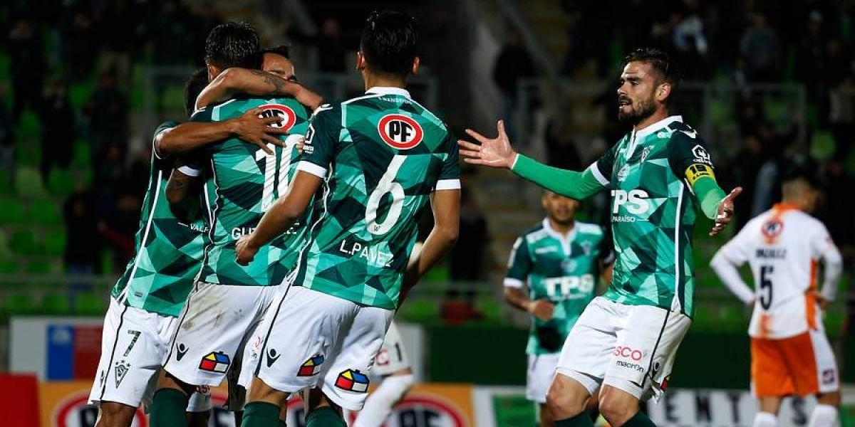 Wanderers lo dio vuelta ante Cobresal y clasificó a octavos de la Copa Chile
