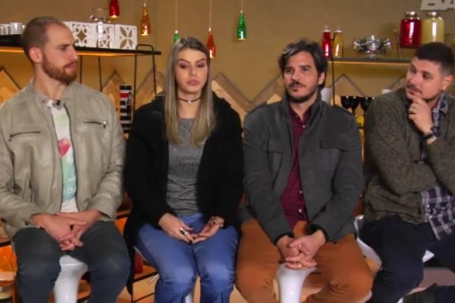 MasterChef: Ana Luiza e Fabrizio comentam eliminações, alegrias e brigas no programa