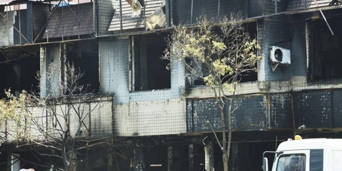 China: Dos muertos y más de 50 heridos en explosión en supermercado