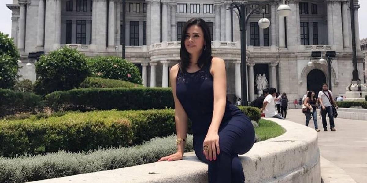 Luz Elena González luce su figura en bikini a los 42 años