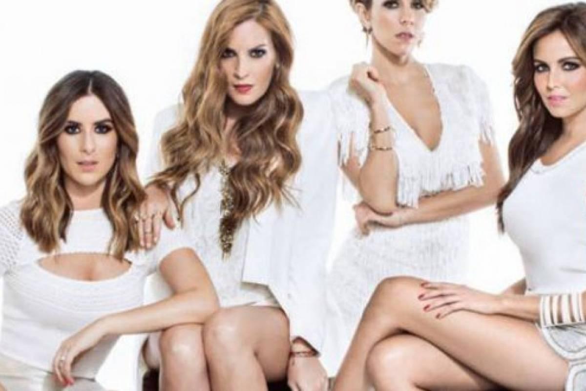Famosos Antes Y Despues Imagenes De Las Integrantes Del Grupo Jeans Como Litzy Y Dulce Maria Nueva Mujer