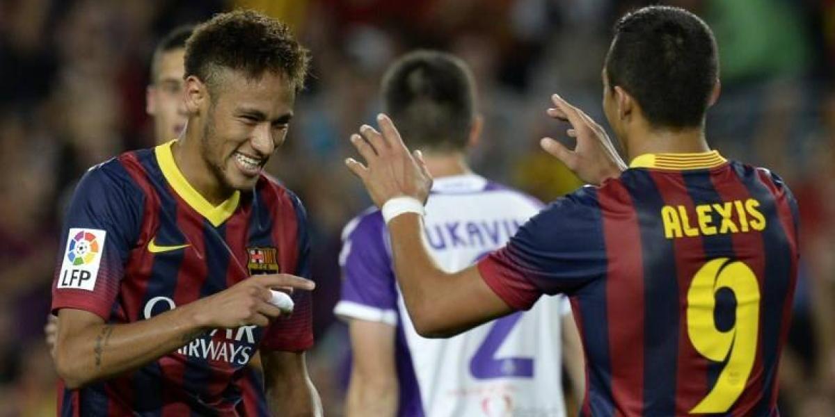 PSG dispuesto a tirar la casa por la ventana para fichar la dupla Alexis-Neymar