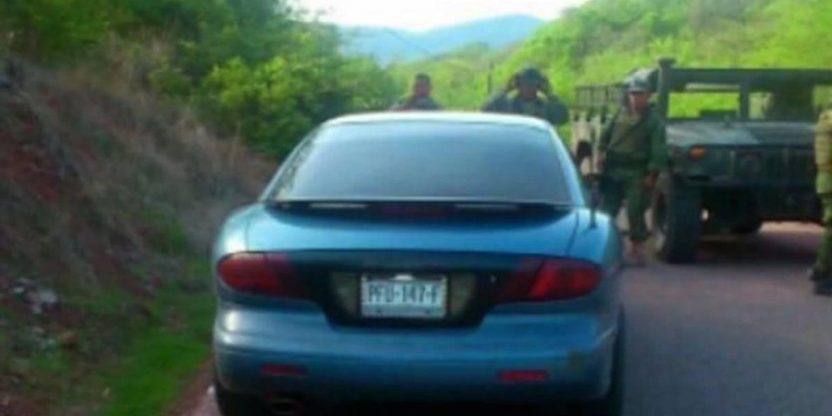 Asesinan a director de la policía de Aguililla, Michoacán