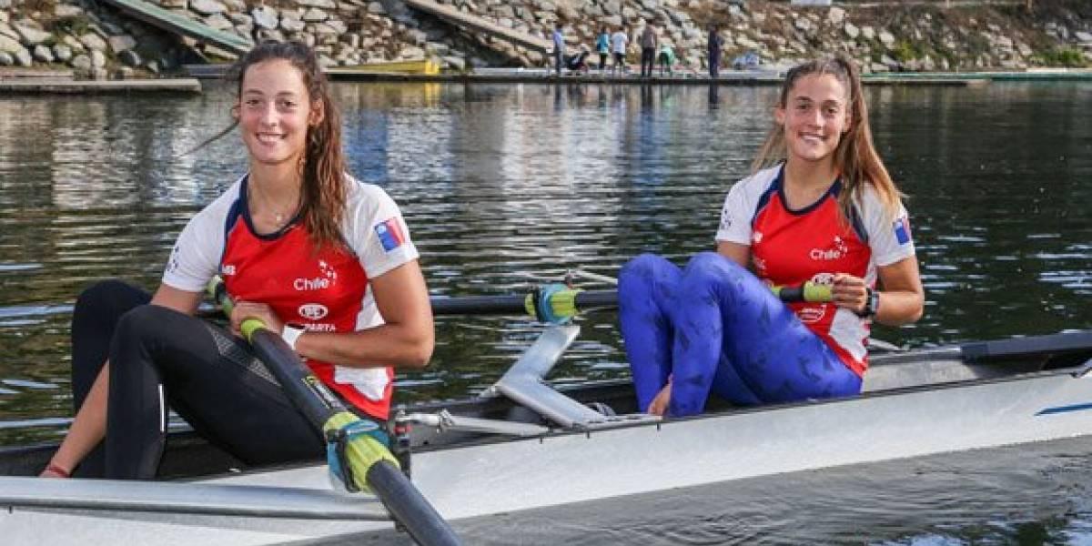 Notable: Melita y Antonia Abraham son campeonas mundiales sub 23 de remo