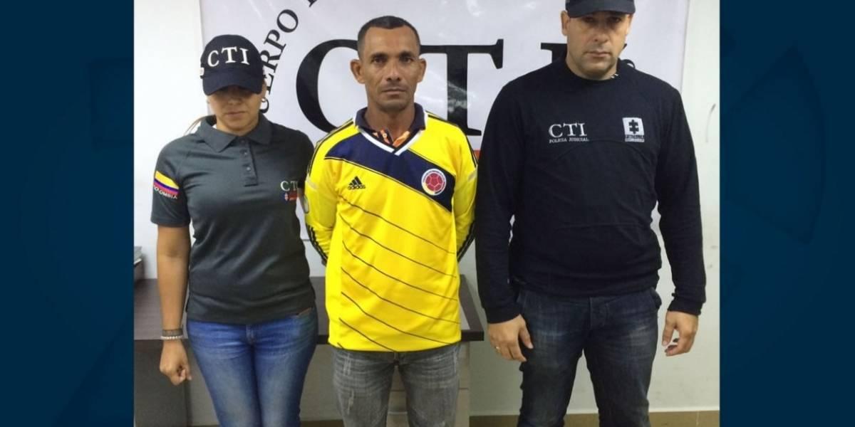 Lo capturan acusado por presunto abuso y embarazo de su hija de 14 años