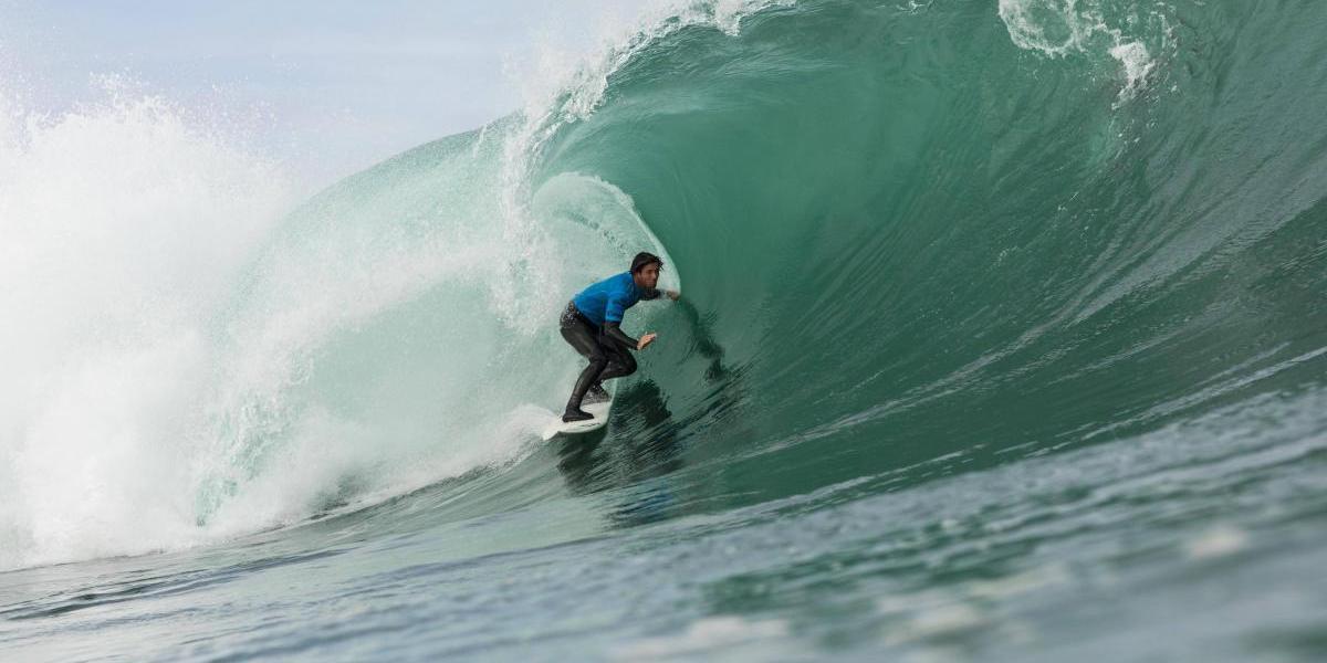 Las mejores olas que dejó la fecha del Circuito Mundial de Surf en Arica
