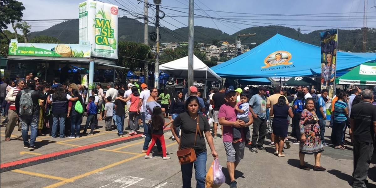 Habrá wifi gratis en la Feria del Chicharrón en Mixco