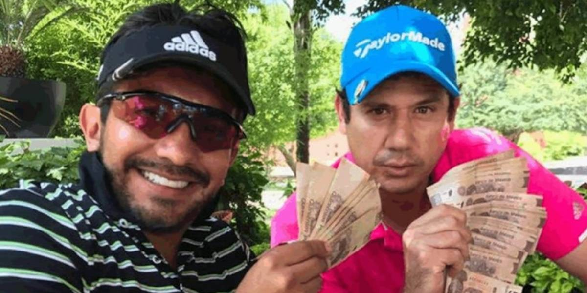 Funcionario de Morelos presume en Facebook abanico de billetes de $500