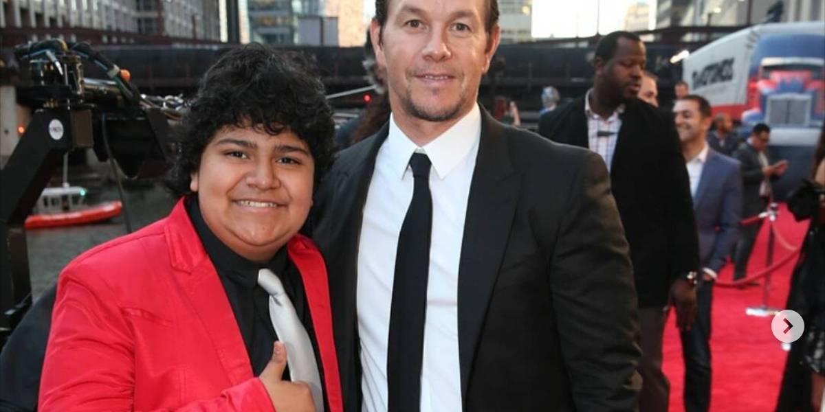 """Las fotos con las que el actor de """"Transformers"""" demuestra que le gusta ser guatemalteco"""