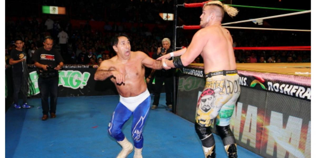 ¡México vs. Estados Unidos! Blue Panther y Sam Adonis arriesgarán sus cabelleras