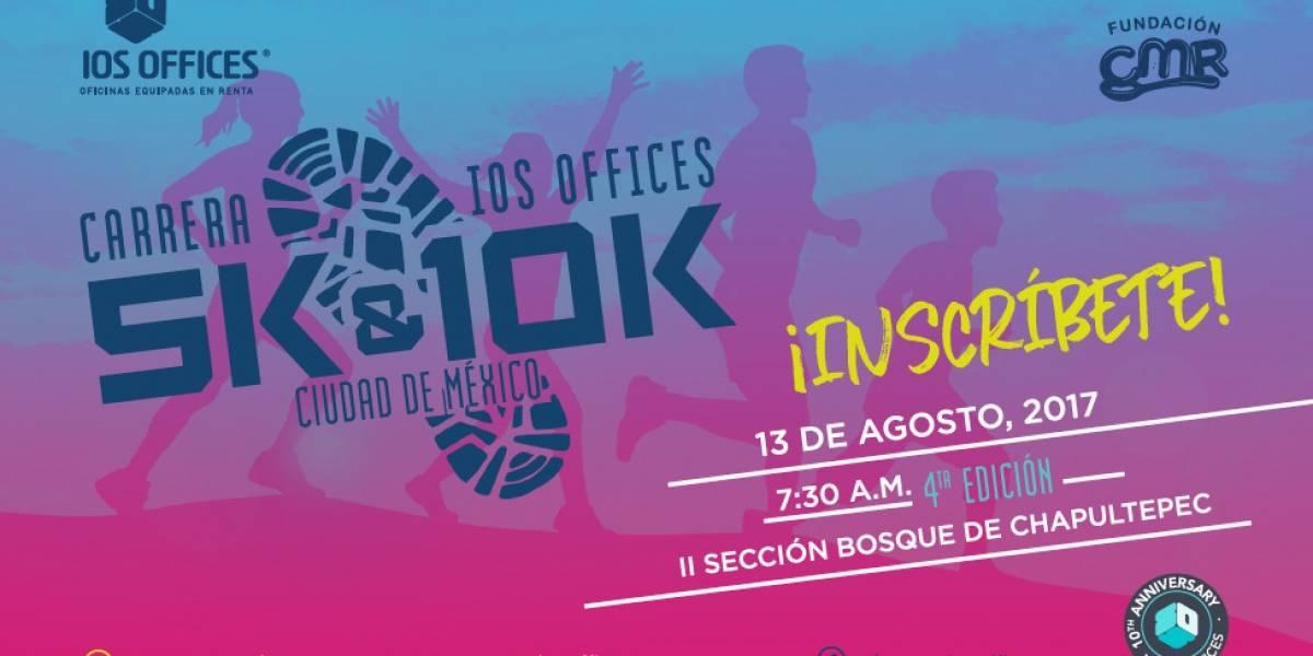 Participa para que formes parte de la carrera IOS Offices