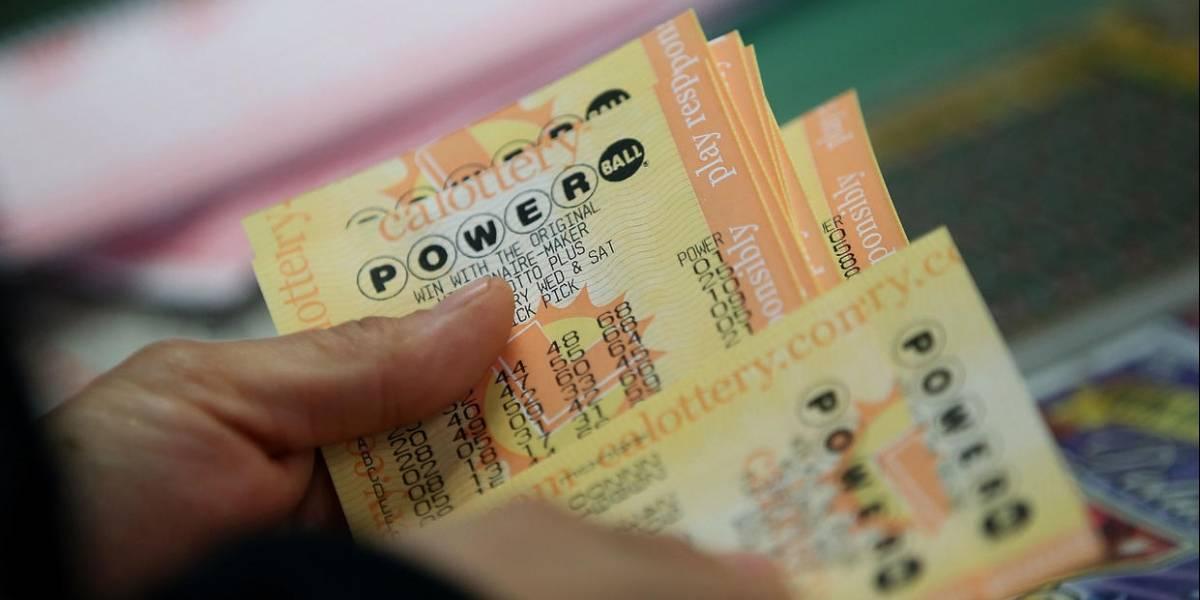 $205 millones del Powerball van hoy a sorteo
