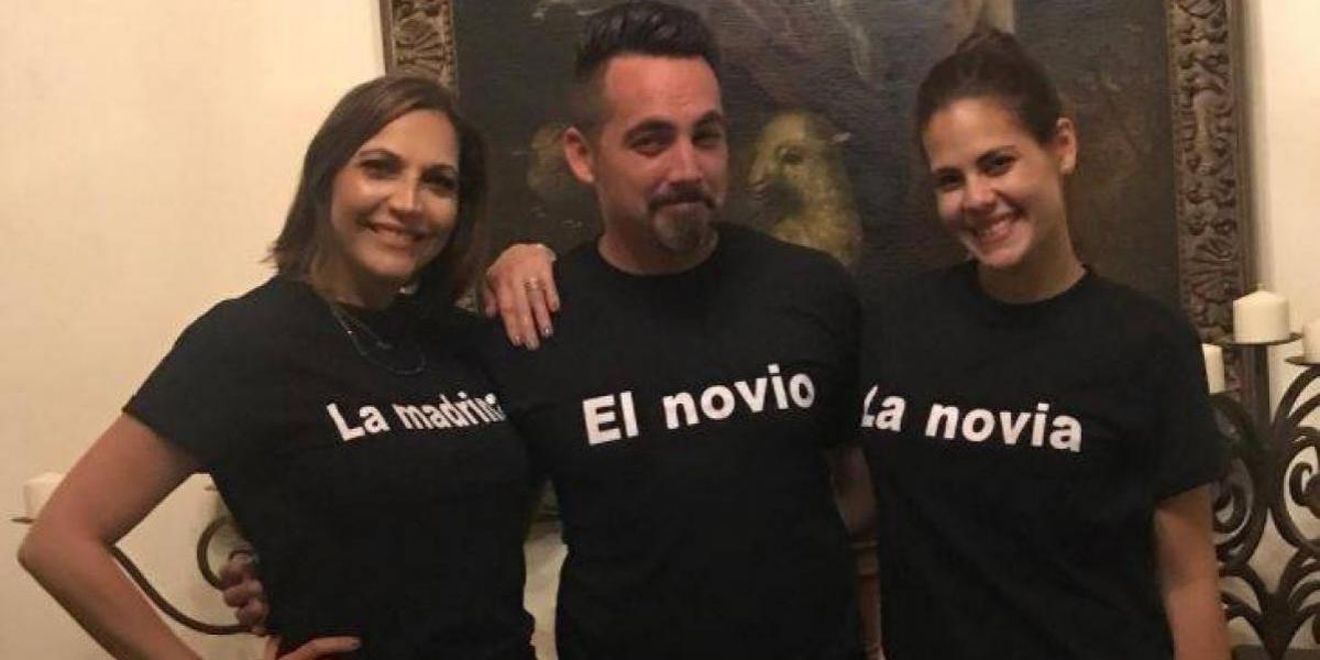 Celimar Adames comparte detalles de la boda de Guillermo y Gil Marie