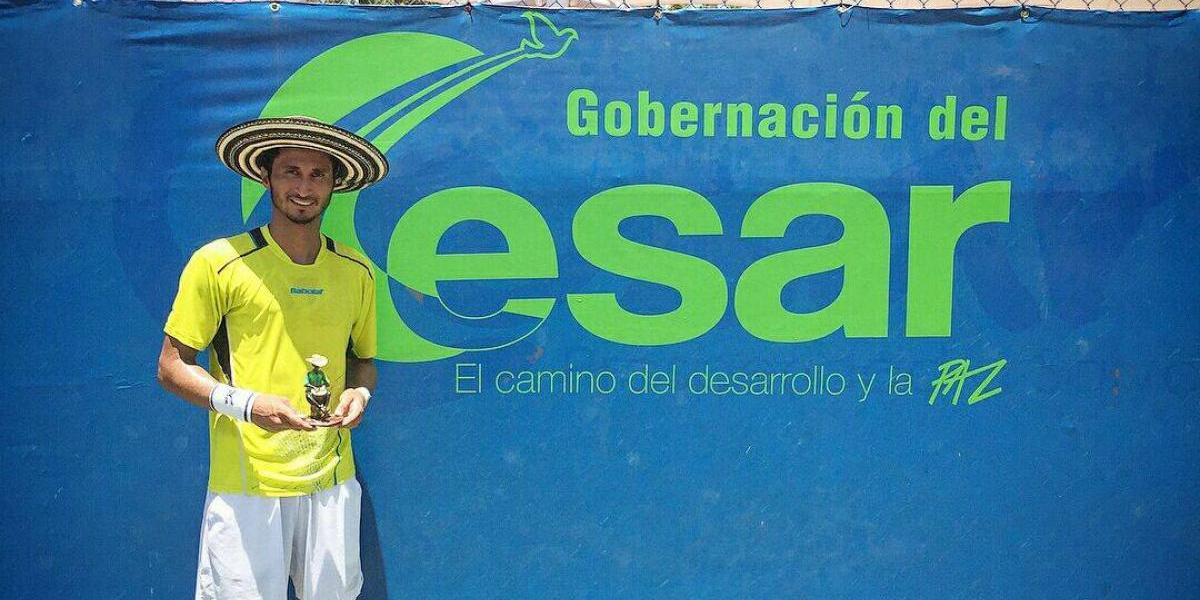 Guatemalteco Christopher Díaz logra tercer subcampeonato internacional