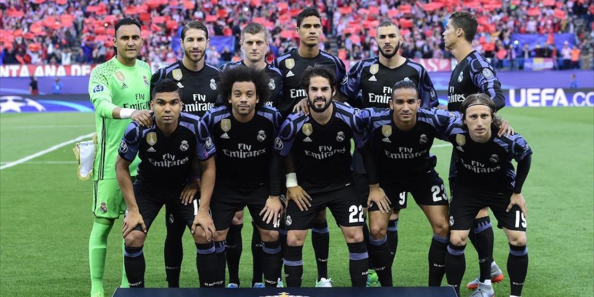 Otro jugador del Madrid abandona la concentración para ir a un nuevo equipo