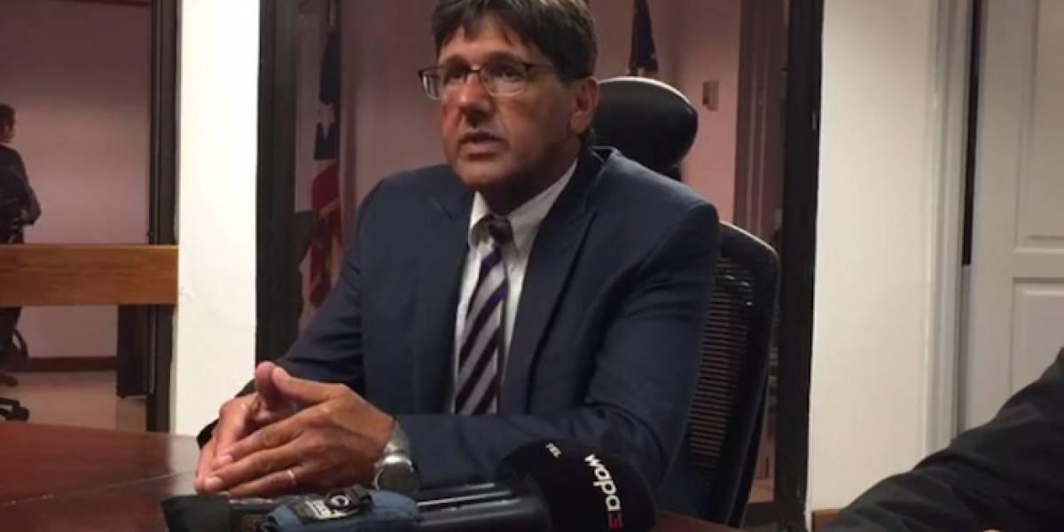 Hillman Barrera justifica su gestión como presidente interino de UPR