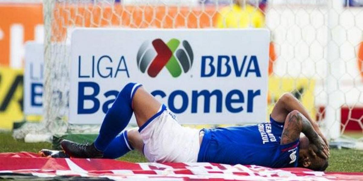 Martín Rodríguez enciende las alarmas en Cruz Azul