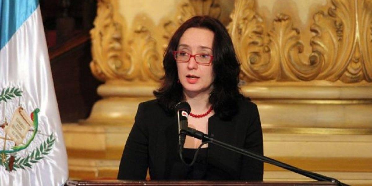 Renuncia Ekaterina Parrilla, directora del censo de población y de vivienda