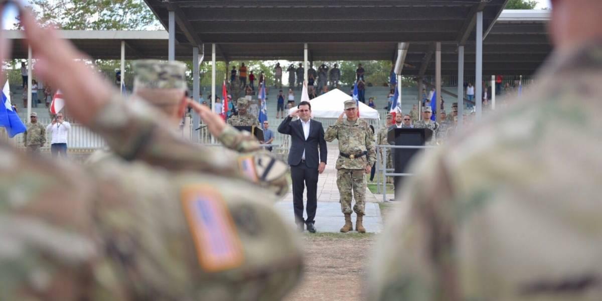 Guardia Nacional certifica a Rosselló como su comandante en jefe