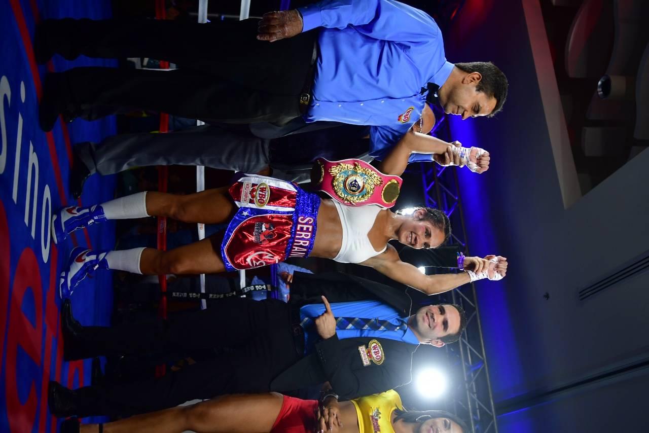 Pelea Amanda Serrano