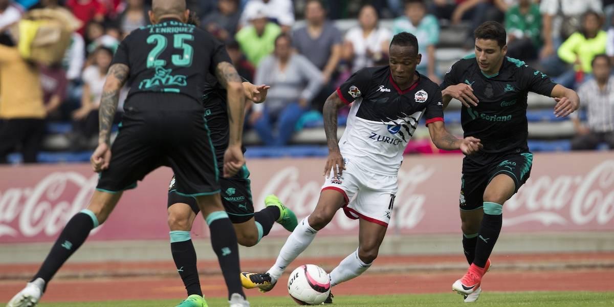 Lobos BUAP dejaron escapar el triunfo en su debut en Primera División
