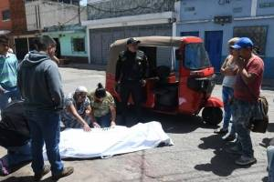 Asesinan a piloto de tuc tuc
