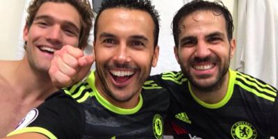 Pedro asustó a todos en el triunfo del Chelsea — URUGUAY