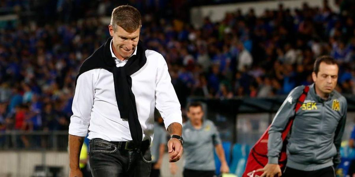 Otra sorpresa en Copa Chile: San Felipe eliminó por penales a Unión Española