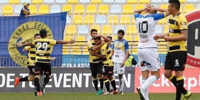 Coquimbo Unido dejó fuera de carrera a Everton en la Copa Chile