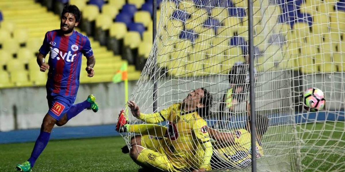 Audax superó a Barnechea e Iberia dio otro golpe en la Copa Chile