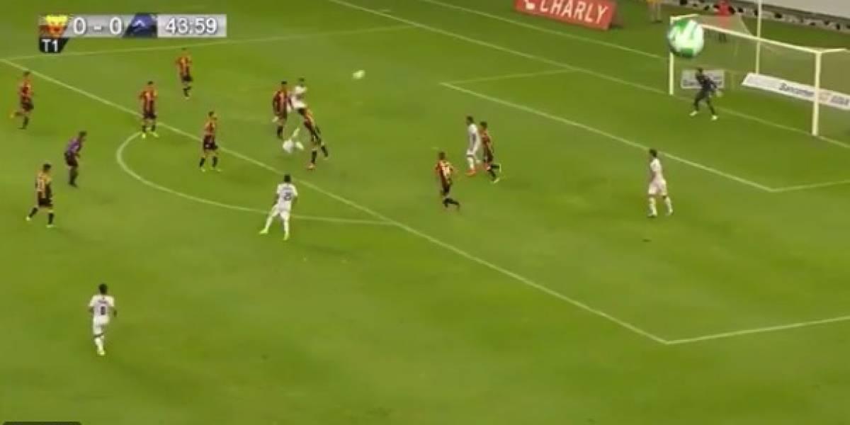 VIDEO: El impresionante gol en México que firmarían Messi y Cristiano