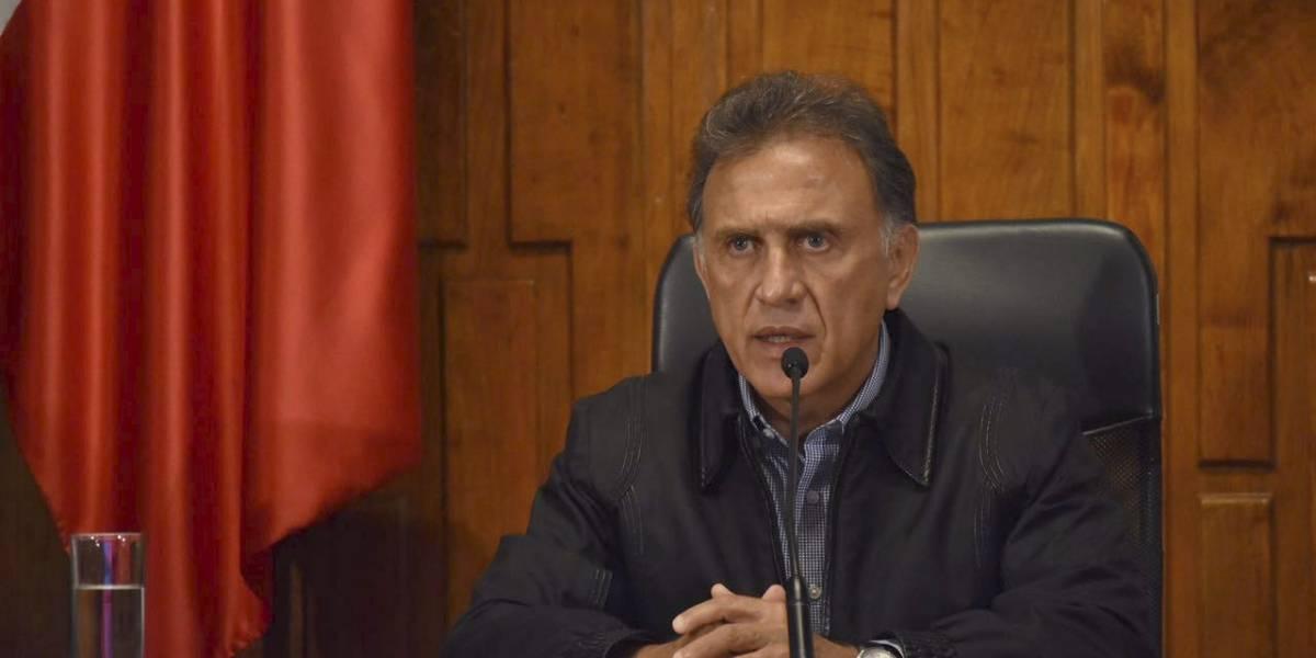 Miguel Ángel Yunes comparecerá contra Duarte: PGR