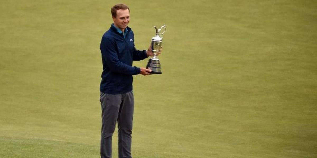 Jordan Spieth rompe marca de Tiger Woods al ganar el Abierto británico de golf
