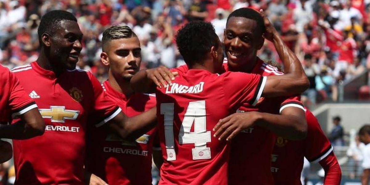 Amistoso de lujo: Manchester United derrotó al Real Madrid en una pésima definición a penales