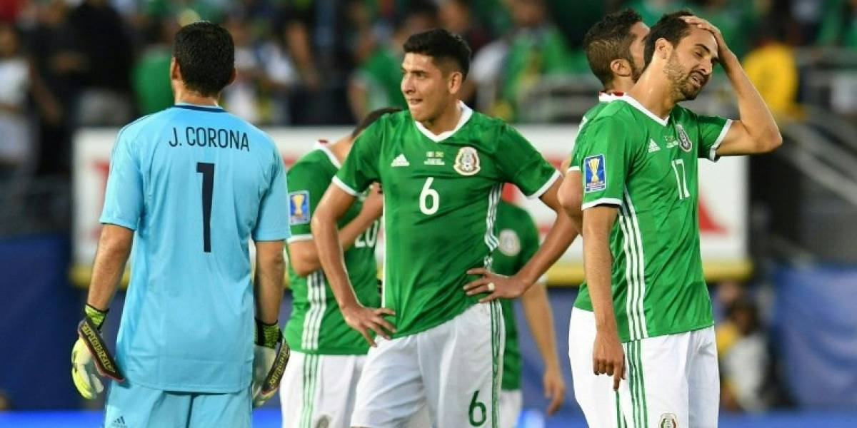Jamaica le baila el reggae del triunfo a México y avanza a la final de la Copa