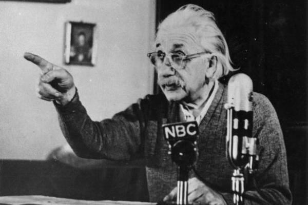 Subastan unas cartas de Einstein sobre el nazismo y la Gran Depresión