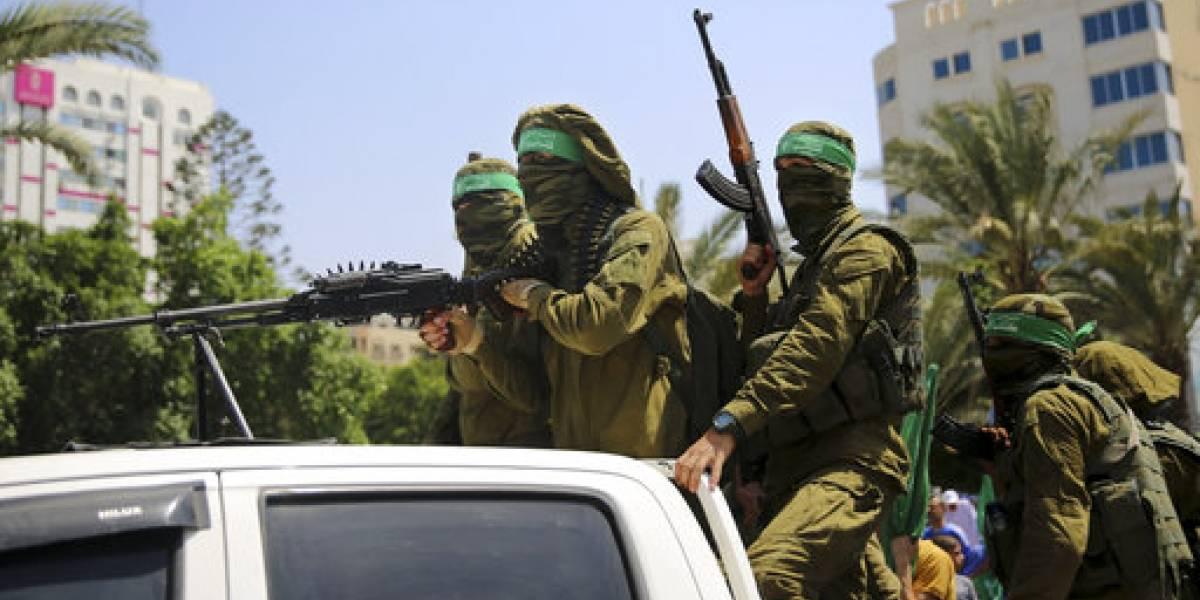 Ejército de Israel detiene a 29 integrantes del Hamás