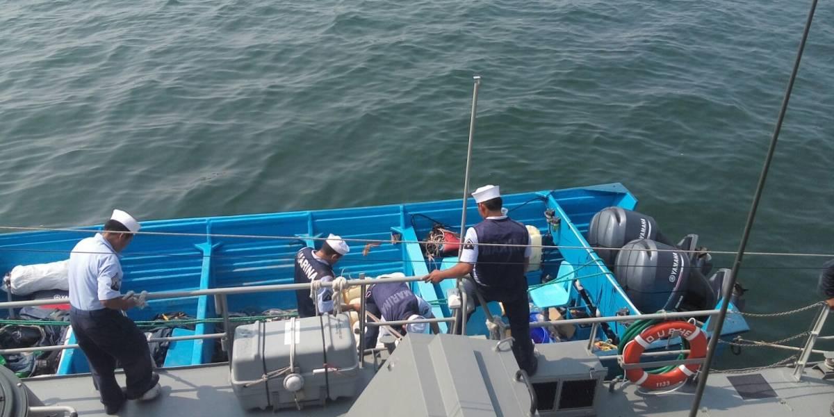 Autoridades buscan a siete personas desaparecidas en el mar de Puerto Escondido