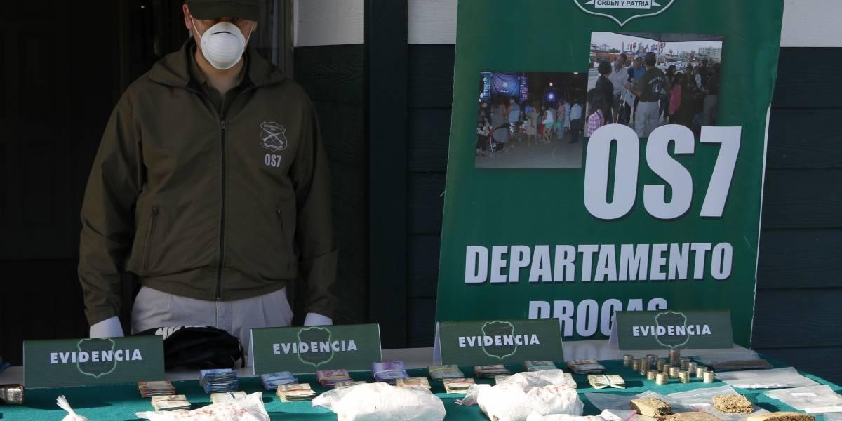 Por drogas detienen a hijo del conservador de Bienes Raíces de Puerto Varas