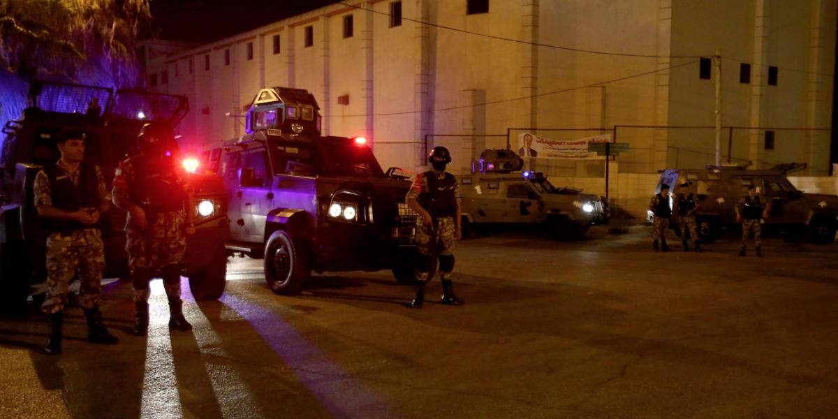 Dos muertos dejó tiroteo en embajada israelí en Jordania
