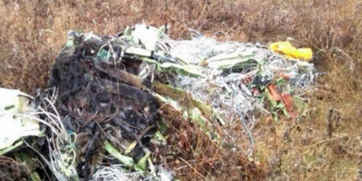 Se desploma avioneta en Sinaloa; reportan siete muertos