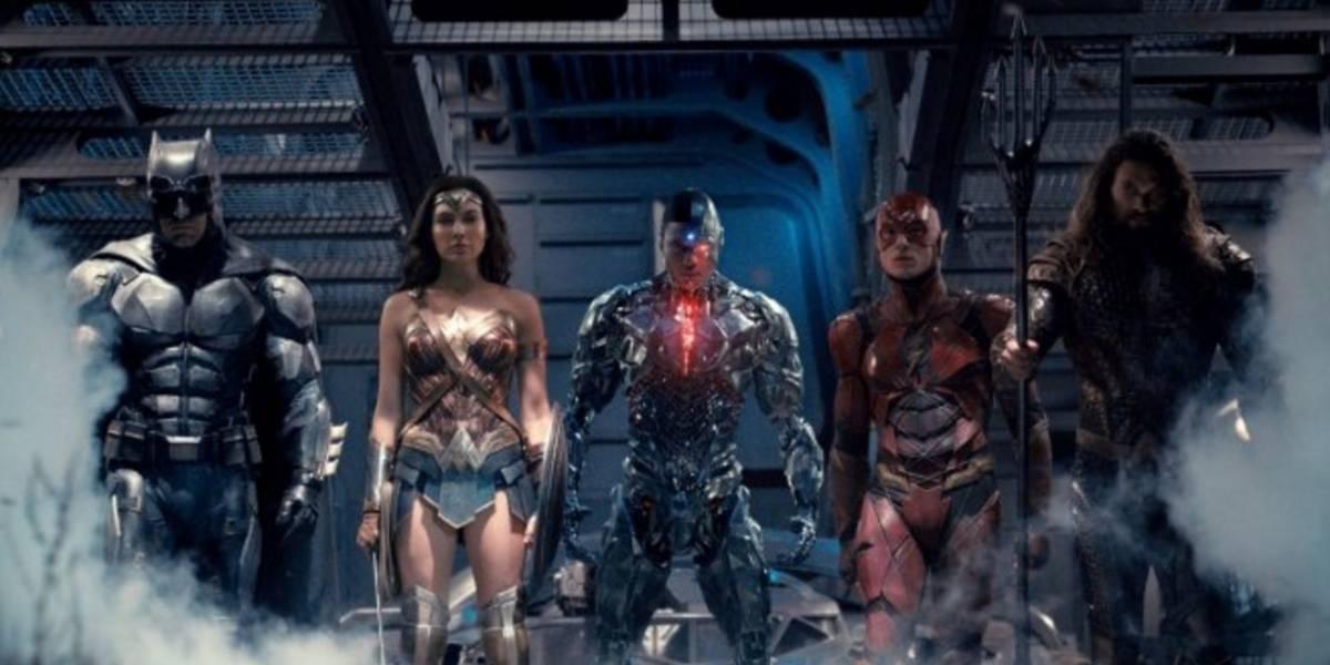 """Presentan tráiler final de """"Justice League"""""""