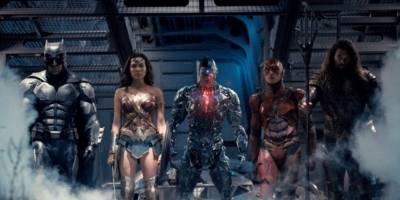 Revelan el nuevo póster de la Liga de la Justicia