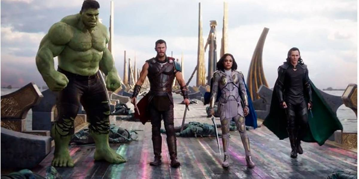 'Thor: Ragnarok' y el tráiler donde el dios del trueno enfrenta a la diosa de la muerte