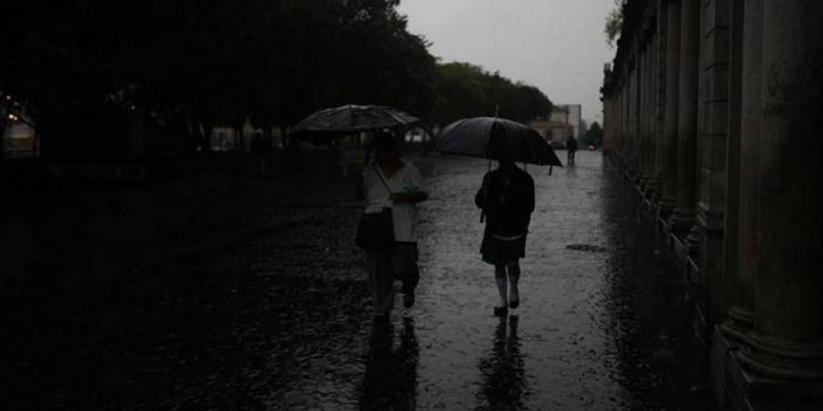 Más de 12 departamentos en alerta por aumento de lluvia