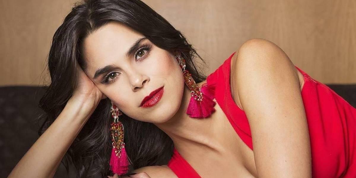 Este es el nuevo amor de Andreína Solórzano