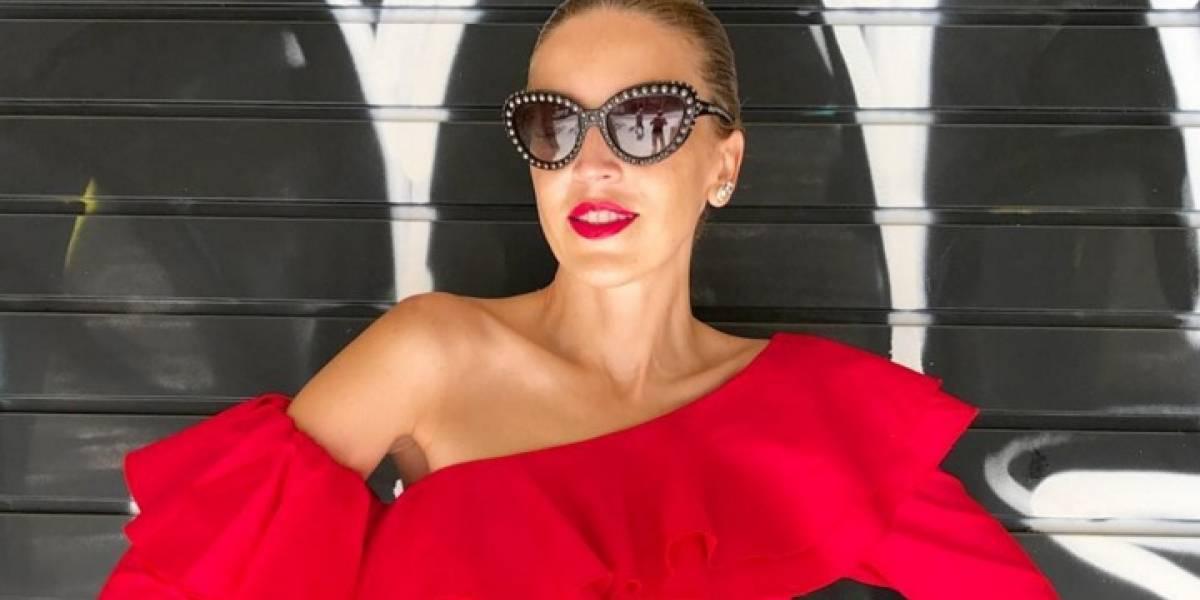 Alejandra Azcarate publica foto en bikini y deja a sus seguidores con la boca abierta