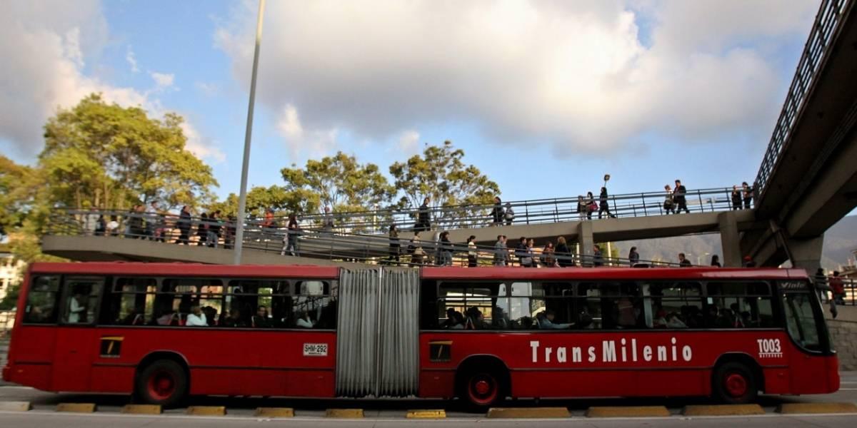Las 10 estaciones del sistema TransMilenio en las que más roban