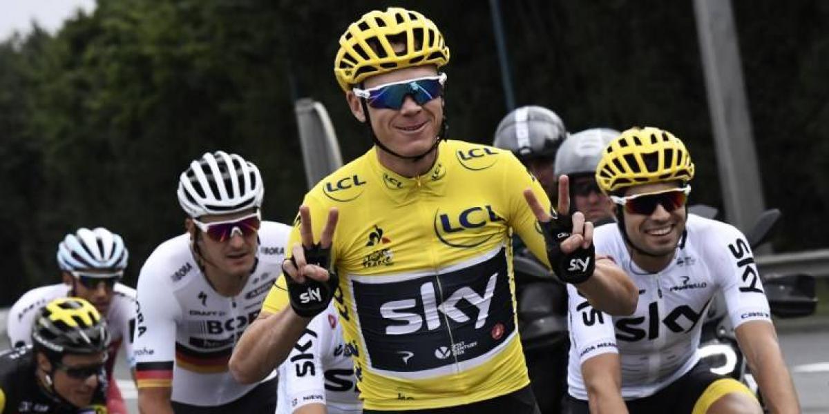 Chris Froome gana el Tour de Francia 2017